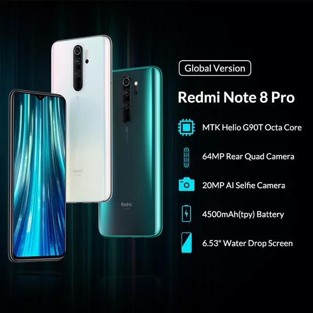 Обзор Xiaomi Redmi Note 8 | Качество и цена